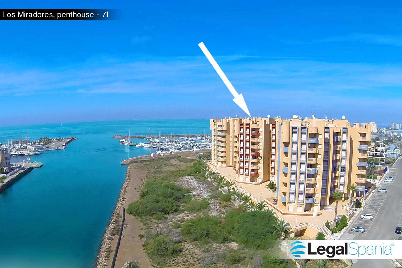 LOS MIRADORES, ESC. 4, 7º I (ÁTICO)